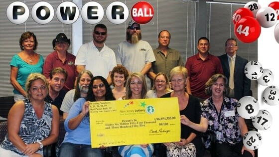 Oceans 16 Powerball Winners
