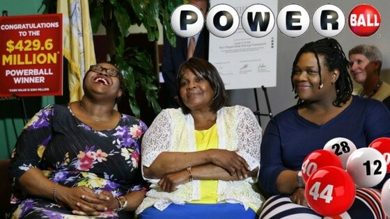 Pearlie Smith Powerball Lottery Winner