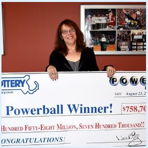 Top 3 Female Winners in the US Powerball Lottery