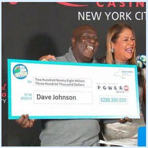 Brooklyn Truck Driver Claims $298.3 Million Powerball Jackpot